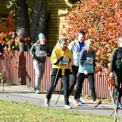 8. Tartu Linnamaraton - Jaana Paulson (3973), Annely Põldaru (4059)