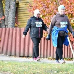 8. Tartu Linnamaraton - Brigitta Kenk (3394), Jaana Mäoma (3836)