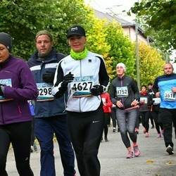 8. Tartu Linnamaraton - Annika Soone (4305), Maili Vinn (4627)