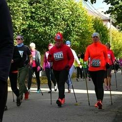 8. Tartu Linnamaraton - Berit Kroon (3505), Katrin Luha (3714)