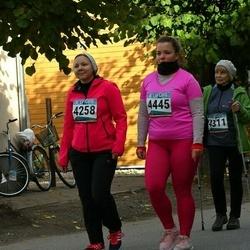 8. Tartu Linnamaraton - Marju Seer (4258), Agne Tiits (4445)