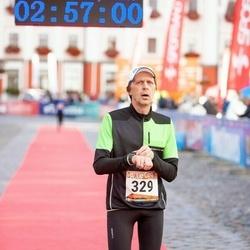 8. Tartu Linnamaraton - Ainar Ojasaar (329)