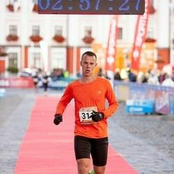 8. Tartu Linnamaraton - Carl Ülejõe (311)