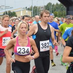 Tartu Suvejooks - Aare Tinn (108), Andra Puusepp (234), Mikk Põdra (382)