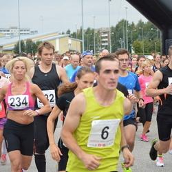 Tartu Suvejooks - Keith Kukkela (141), Andra Puusepp (234)