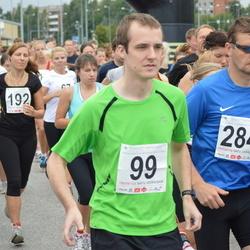 Tartu Suvejooks - Marek Oja (99), Katrin Trumm (192), Annemari Muru (264), Siim Läänelaid (284)