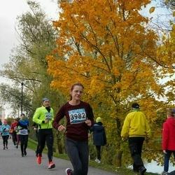 8. Tartu Linnamaraton - Anna-Liisa Pehlak (3982)