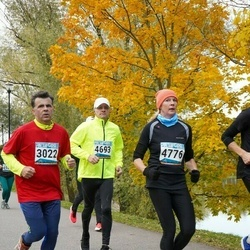 8. Tartu Linnamaraton - Aare Allaje (3022), Alari Nahkur (4693), Astrid Sõmera (4776)