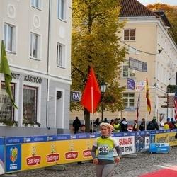 8. Tartu Linnamaraton - Annika Sokk (4803)