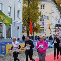 8. Tartu Linnamaraton - Brigitta Mõttus (3820)