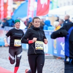 8. Tartu Linnamaraton - Anna-Liisa Pärnalaas (2240)