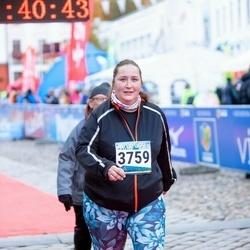 8. Tartu Linnamaraton - Carmen Masing-Jugaste (3759)