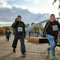 8. Tartu Linnamaraton - Mart Lintsi (3693), Carmen Masing-Jugaste (3759)