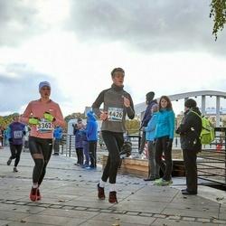 8. Tartu Linnamaraton - Birgit Kasela (3362), Thomas Tennisson (4426)