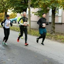 8. Tartu Linnamaraton - Arno Bachaus (60), Andrejs Baltkajis (147), Tea Pärnik (182)