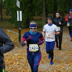 8. Tartu Linnamaraton - Anni Niidumaa (2423)