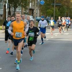 8. Tartu Linnamaraton - Kristo Siimer (4283), Aaron Kais (4913)