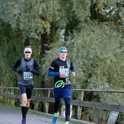 8. Tartu Linnamaraton - Ander Markus Kroon (3504), Austin Roose (4172)