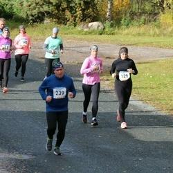 64. Viljandi Linnajooks - Evelin Terro (52), Triin Saar (129), Tiina Randaru (142), Karin Vidder (153), Andres Brõsov (239)