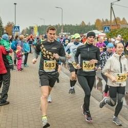 46. Saaremaa kolme päeva jooks - Kerli Luks (226), Riin Peeters (269), Aap Allmägi (683)