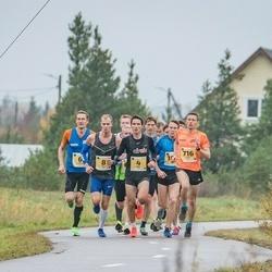 46. Saaremaa kolme päeva jooks - Ülari Kais (4), Tõnu Lillelaid (6), Bert Tippi (8), Sander Jürs (716)
