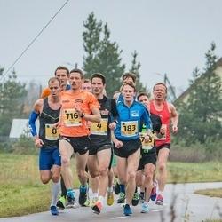 46. Saaremaa kolme päeva jooks - Ülari Kais (4), Bert Tippi (8), Taavi Kilki (183), Sander Jürs (716)