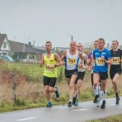 46. Saaremaa kolme päeva jooks - Joel Puulmann (175), Ago Veilberg (247), Urmo Kallakas (309), Alari Lumberg (343), Raul Viitmaa (647)