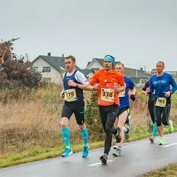 46. Saaremaa kolme päeva jooks - Andre Pukk (163), Aleksander Rebane (179), Ahti Nuga (338), Ken Almet (517)