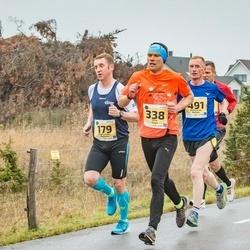 46. Saaremaa kolme päeva jooks - Andre Pukk (163), Aleksander Rebane (179), Ahti Nuga (338), Aleksandr Petrov (491)
