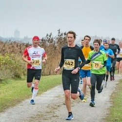 46. Saaremaa kolme päeva jooks - Endre Varik (71), Urmas Telling (230), Viivi-Anne Soots (642)