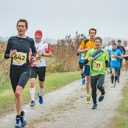 46. Saaremaa kolme päeva jooks - Endre Varik (71), Viivi-Anne Soots (642)