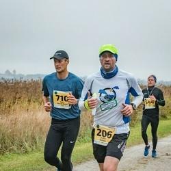 46. Saaremaa kolme päeva jooks - Anders Eensalu (206), Gert Hendrikson (710)