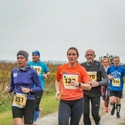 46. Saaremaa kolme päeva jooks - Maria Novokovich (123), Anna Kuleshova (351)
