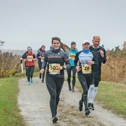 46. Saaremaa kolme päeva jooks - Annika Veimer (28), Teele Saarma (503)