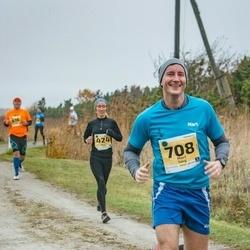 46. Saaremaa kolme päeva jooks - Agnese Gaile (424), Mart Särg (708)