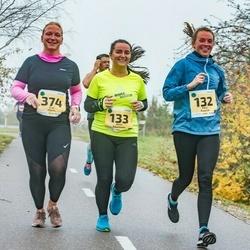 46. Saaremaa kolme päeva jooks - Kaili Kuusik (132), Anni Adamson (133), Eve Härm (374)
