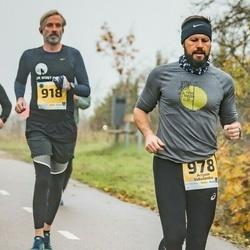 46. Saaremaa kolme päeva jooks - Tarmo Õmblus (918), Artjom Vakulenko (978)