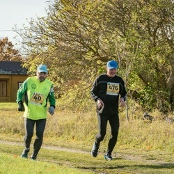 46. Saaremaa kolme päeva jooks - Matti Silber (40), Agur Ostrak (476)