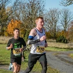 46. Saaremaa kolme päeva jooks - Arvi Alamaa (170), Aaron Kais (755)