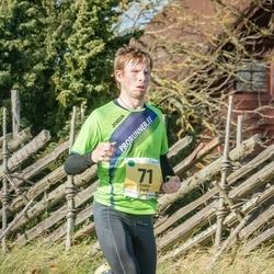 46. Saaremaa kolme päeva jooks - Endre Varik (71)