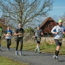 46. Saaremaa kolme päeva jooks - Jaanus Kaur (106), Anders Eensalu (206), Ermo Veelain (372), Indrek Ratas (379)