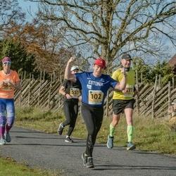 46. Saaremaa kolme päeva jooks - Ave Toomingas (67), André Abner (102), Mari-Liis Valma (557)