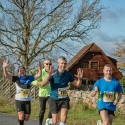 46. Saaremaa kolme päeva jooks - Triinu Kannel (94), Alo Neerot (116), Aarne Hõbelaid (171)