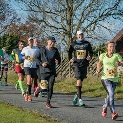 46. Saaremaa kolme päeva jooks - Aire Vaher (64), Lex Rennit (88), Annika Veisson (120), Mattias Eisen (153), Riin Kiik (154), Mart Salusaar (631), Kätlin Tammesoo (738)