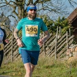 46. Saaremaa kolme päeva jooks - Annika Veimer (28), Andrei Aleksandrov (490)