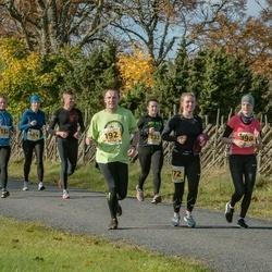 46. Saaremaa kolme päeva jooks - Kaili Kuusik (132), Anni Adamson (133), Karmen Pingas (172), Janis Riekstins (192), Jaanika Jundas (384), Kristi Huttunen (398)
