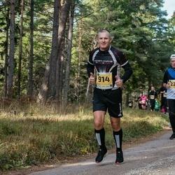 46. Saaremaa kolme päeva jooks - Ülo Urb (227), Andre Käen (914)