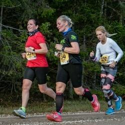 46. Saaremaa kolme päeva jooks - Maarika Reiles (54), Annika Veisson (120), Silja Põder (251)