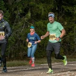 46. Saaremaa kolme päeva jooks - Reena Käo (178), Andre Anis (209), Robert Sinikas (313)