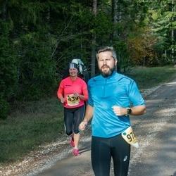 46. Saaremaa kolme päeva jooks - Margrit Kärp (439), Artjom Vakulenko (978)